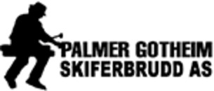 Palmer Gotheim Skiferbrudd AS logo