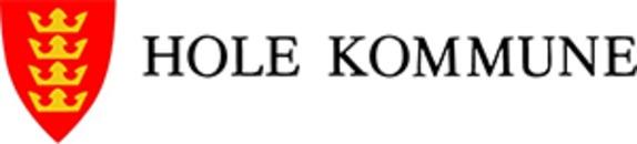 Hole Kommune logo