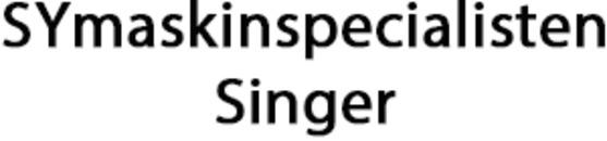 SYmaskinspecialisten Singer logo