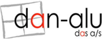 dan-alu A/S logo