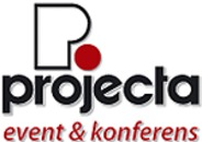 Projecta - Din Eventpartner logo