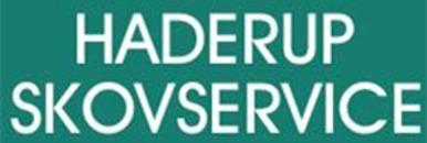 Haderup Skovservice logo