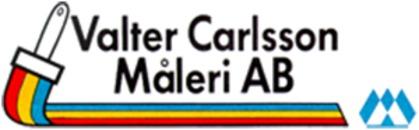 Carlsson Handel o. Måleri AB, Valter logo