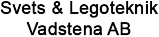 Svets & Legoteknik i Vadstena AB logo