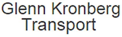 Glenn Kronberg Transport AB logo