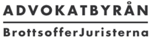 Advokatbyrån Brottsofferjuristerna AB logo