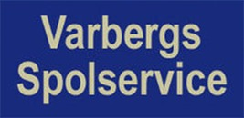 Varbergs Spolservice AB, Lars Andersson logo