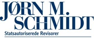 Jørn M. Schmidt Statsautoriseret Revisionsanpartsselskab logo