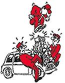 Næstved Autoophug A/S logo