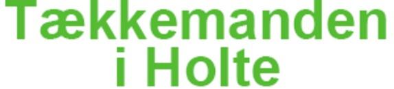 Tækkemanden i Holte logo