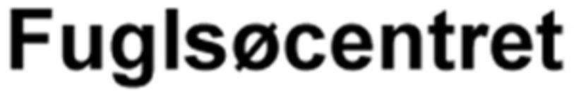 Fuglsøcentret logo