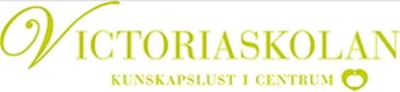 Victoriaskolan logo