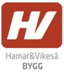 Hamar & Vikeså Bygg AS logo