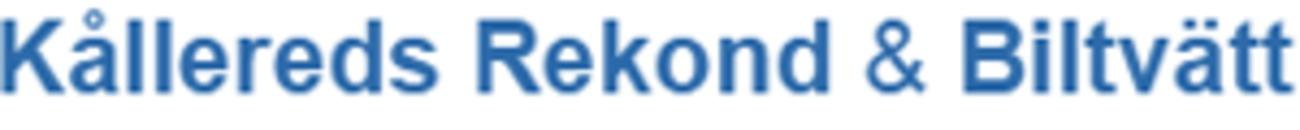 Kållered Rekond Och Bilförsäljning AB logo