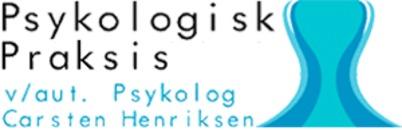 Psykologisk Praksis v/ Carsten Henriksen logo