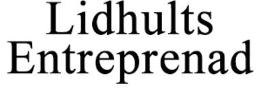 Lidhults Entreprenad AB logo