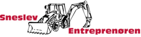 Sneslev Entreprenøren logo