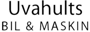 Uvahult's Bil O Maskin logo