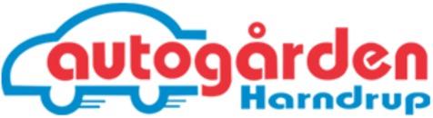 Autogården Harndrup logo