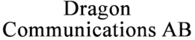 Dragon Communications AB logo