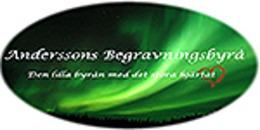 Anderssons Begravningsbyrå logo