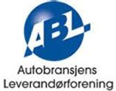 Autobransjens Leverandørforening logo