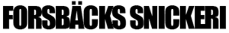 Forsbäcks Snickeri logo