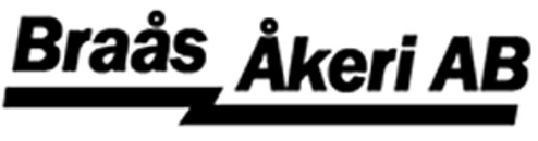 Braås Åkeri AB logo