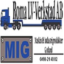 MIG Maskin & Industriprodukter Gotland logo
