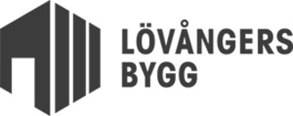 Lövångers Bygg AB logo
