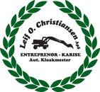 Entreprenør Leif O. Christiansen ApS logo
