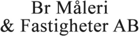 Br Måleri & Fastigheter AB logo