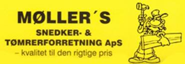 Møller's Snedker- & Tømrerforretning ApS logo