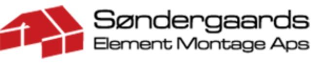 Søndergaards Elementmontage ApS logo