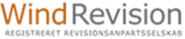 Wind Revision Registreret Revisionsanpartsselskab logo