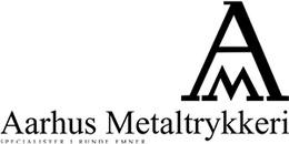 Aarhus Metaltrykkeri og Metalvarefabrik ApS logo