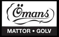 Nya Ömans Mattor & Golv logo