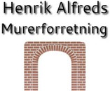 Henrik Alfreds Murerforretning logo