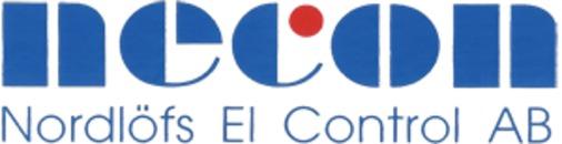 NECON Nordlöfs El-Control AB logo