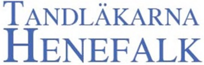 Tandläkarna Henefalk logo