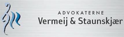 Advokaterne Vermeij & Staunskjær logo