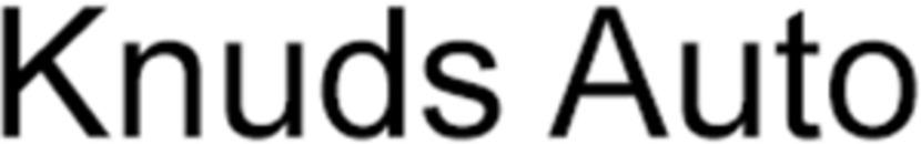 Knuds Auto logo
