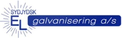 Sydjydsk El-Galvanisering A/S logo