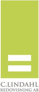 C Lindahl Redovisning AB logo