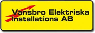 Vansbro Elektriska Installation AB logo