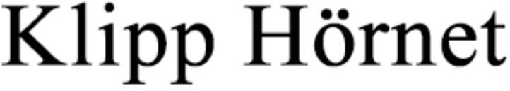 Klipp Hörnet logo