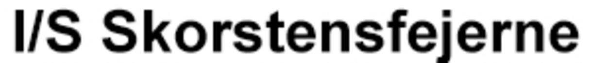 I/S Skorstensfejerne logo