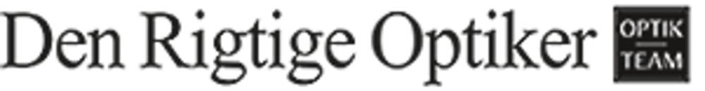Den Rigtige Optiker logo