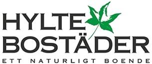 Hyltebostäder logo