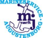 M. J. Værft Augustenborg I/S logo